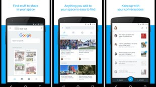 Spaces: Google arbeitet an neuer Gruppen-Chat-App