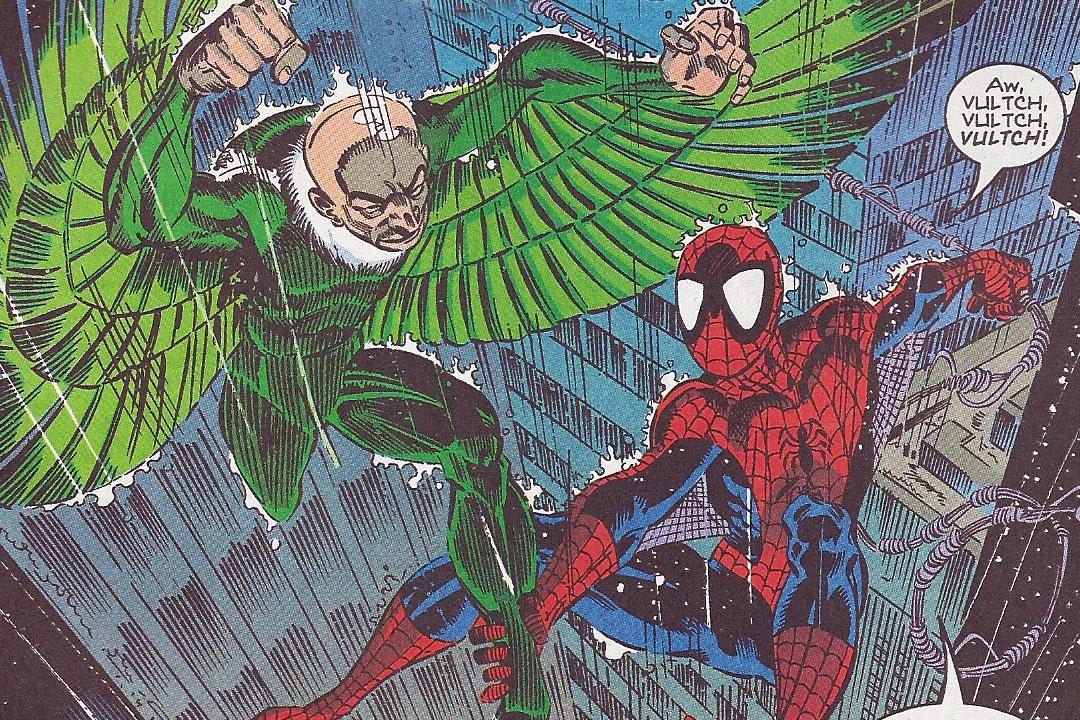 Spider Man Gegner