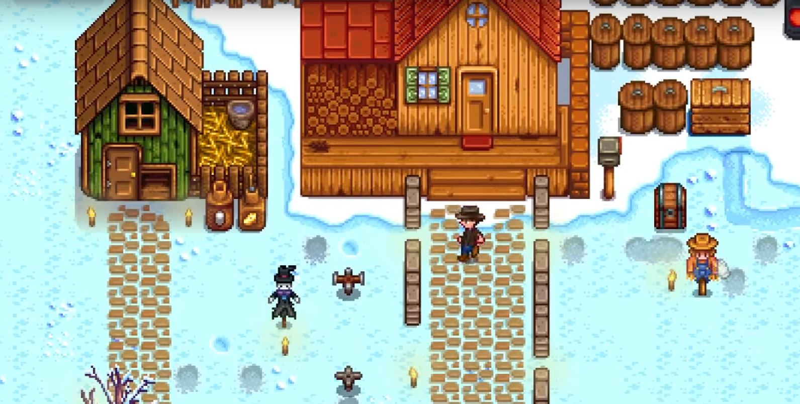Stardew Valley Tipps Fur Den Winter Giga