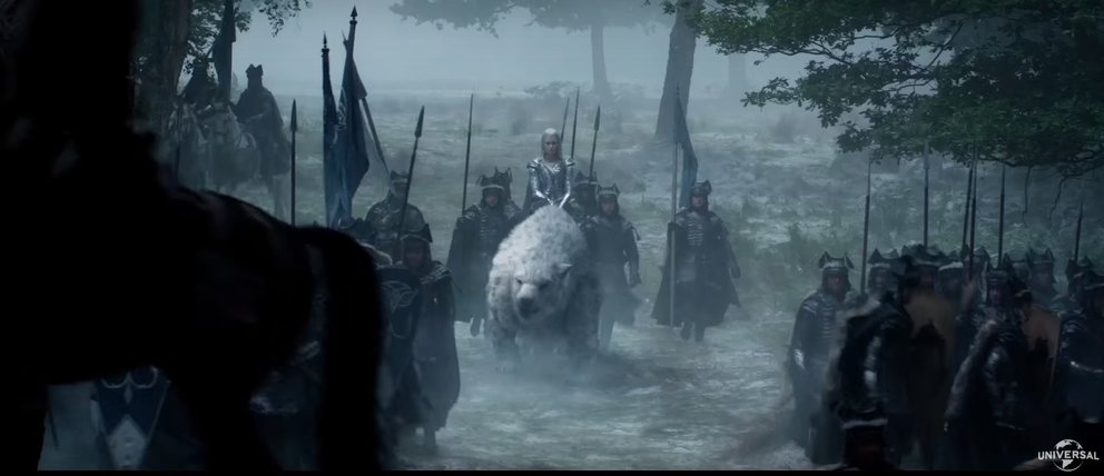 the huntsman and the ice queen screenshot trailer