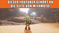 The Legend of Zelda - Ocarina of Time: Hier ist das Remake eurer Träume