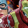 The First Avenger: Civil War - Kritik