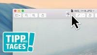 Tipp: Bereits geöffnete Datei schneller in alternativer App öffnen