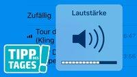 Tipp zum Gehörschutz: Maximale Lautstärke von Kopfhörern für iPhone und iPad festlegen und absichern