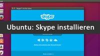 Ubuntu: Skype installieren – So geht's
