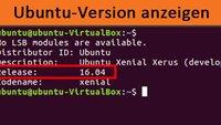 Ubuntu-Version anzeigen und herausfinden – So geht's