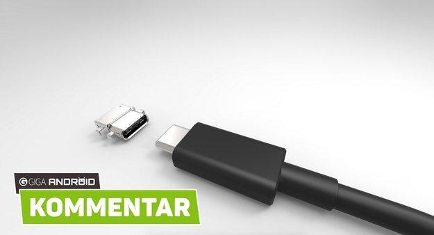 Wer braucht schon die alte 3,5 mm-Klinke, wenn er USB Typ-C hat? [Kommentar]