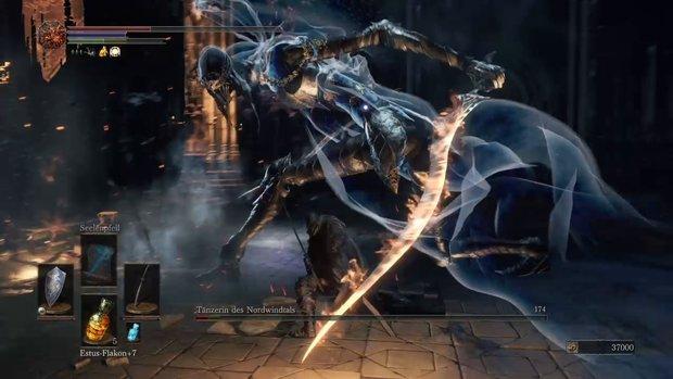 Dark Souls 3: Weltweit mehr als 3 Millionen Exemplare ausgeliefert