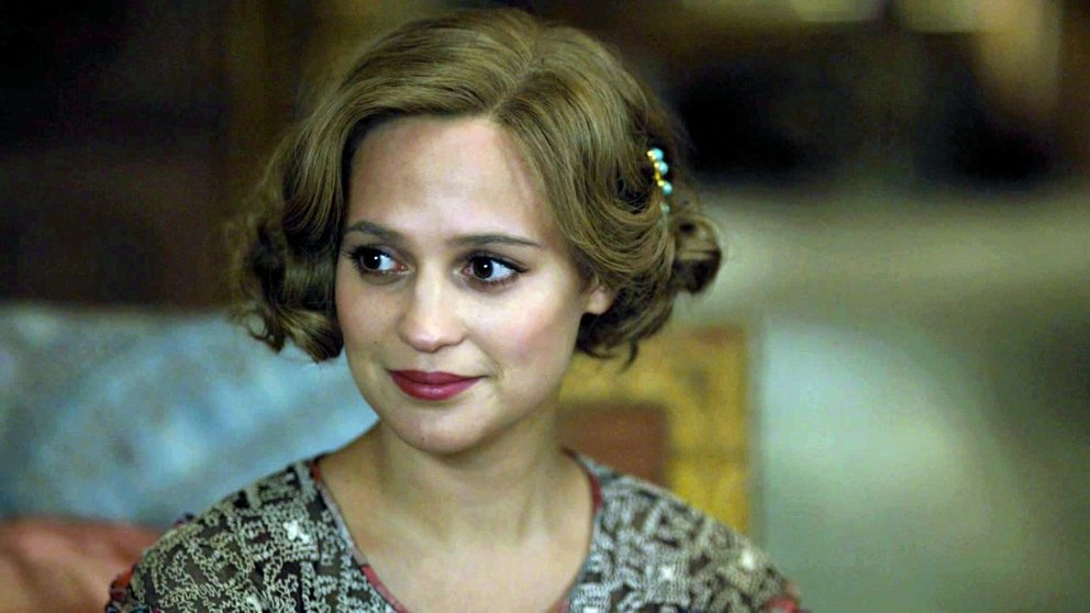 "Alicia Vikander in ""The Danish Girl"""