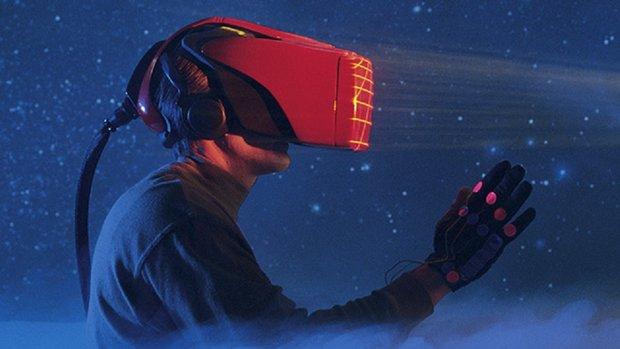 Vor Oculus Rift &amp&#x3B; HTC Vive: So kurios war der Virtual Reality-Hype der 90er