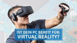 Virtual Reality: Ist dein PC bereit für die nächste Generation des Zockens?