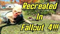The Walking Dead: Diese Trailer-Nachstellung in Fallout 4 müsst ihr sehen