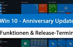 Windows 10: Anniversary Update...