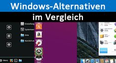 Windows-Alternative: Die 3 besten Betriebssysteme im Vergleich