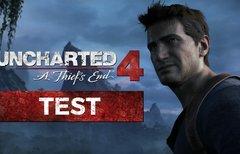 Uncharted 4 im Test: Nathan...