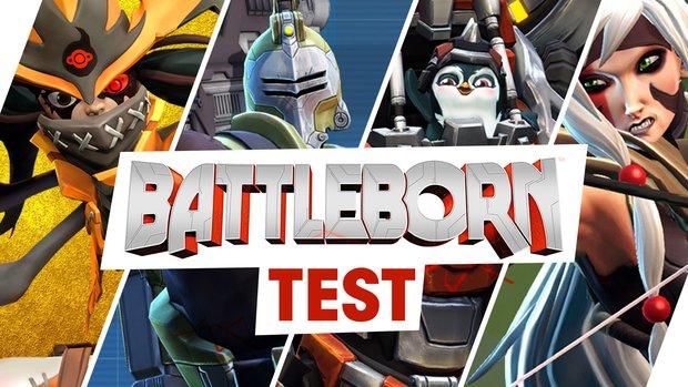 Battleborn im Test: Jetzt auch mit Video und finaler Wertung!