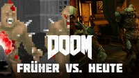 Doom früher und heute: So krass hat sich der Shooter entwickelt