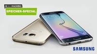 Samsung Galaxy S, Galaxy Note und Co. – so viel Speicher bleibt euch wirklich