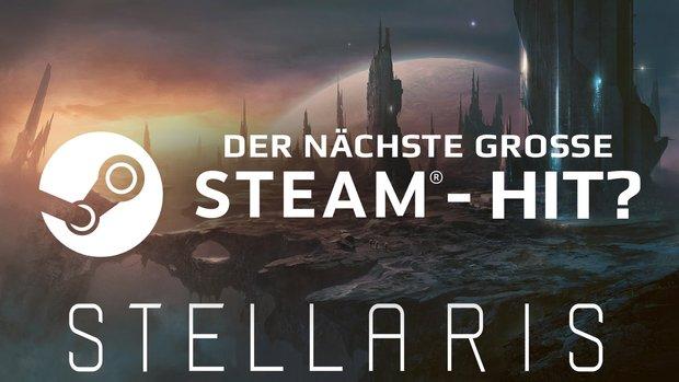Stellaris ist der neue Steam-Hit: Was macht die Weltraum-Sim so beliebt?