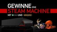 Gewinnt eine Steam Machine für euer Spiele-Zimmer!