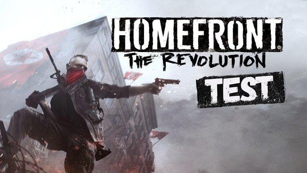 Homefront - The Revolution im Test: Guerilla-Shooter mit verschenktem Potenzial