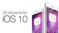 Das soll iOS 10 bieten