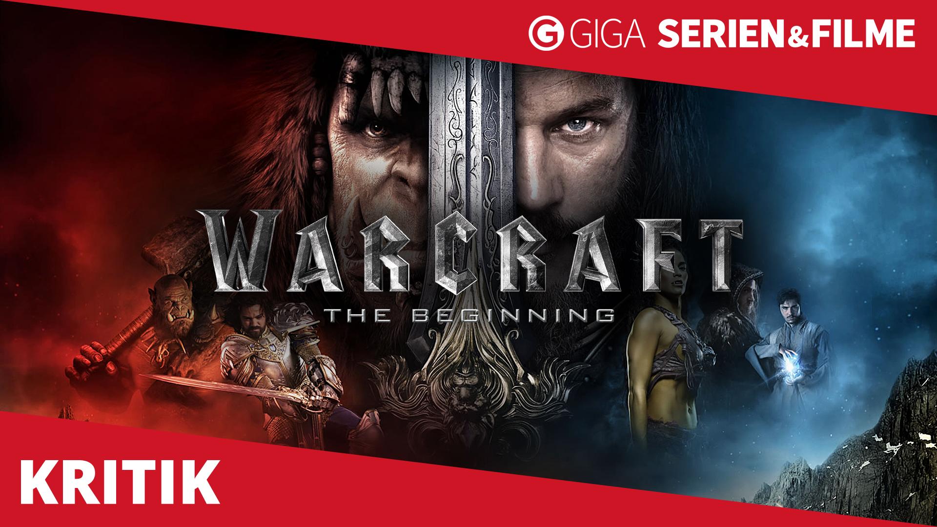 Warcraft The Beginning Filmkritik Von Wegen Fantasy Fail Des