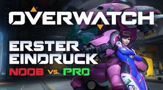 Overwatch im ersten Eindruck: Für Noob & Profi - jetzt auch mit Video!