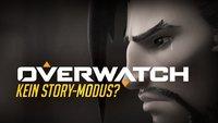 Warum ich es schade finde, dass Overwatch keinen Story-Modus hat