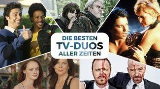Einfach unzertrennlich: Hier sind die 15 besten TV-Duos aller Zeiten