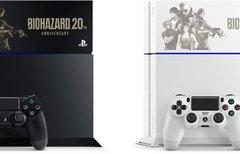 So schick sehen die PS4s im...