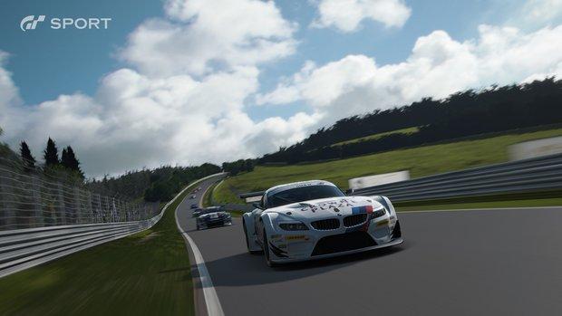 Gran Turismo Sport: Rennsimulation erscheint noch in diesem Jahr