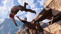 Uncharted 4 verteidigt die Spitze in den britischen Charts gegen Neustarts