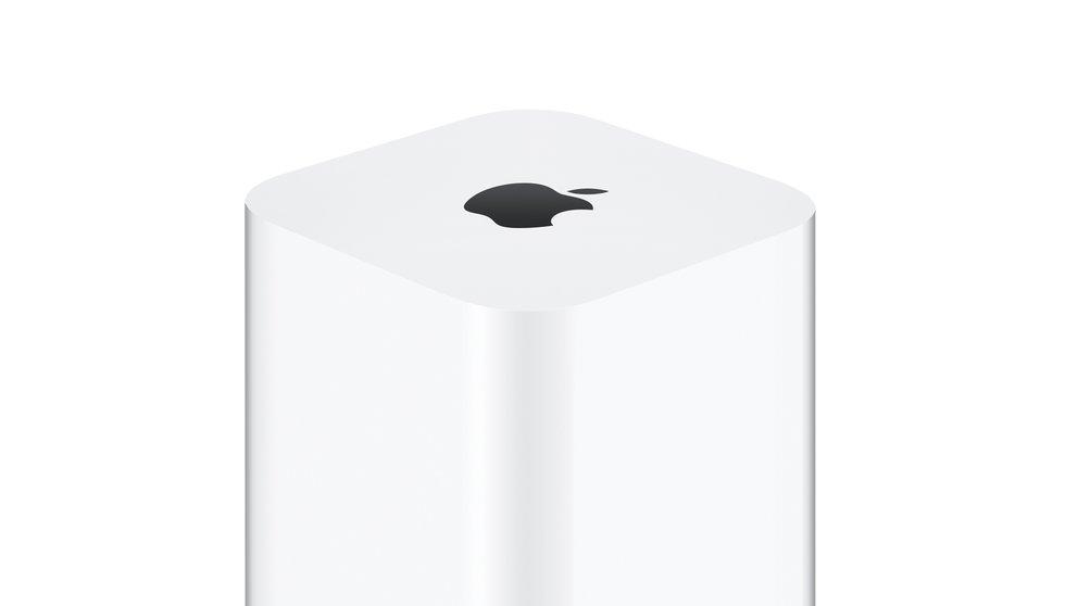 Apple stellt die Produktion von WLAN-Routern ein