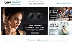 Amazon Launchpad: Das bringt das neue Start-Up-Programm