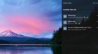 Windows 10: Android-Benachrichtigungen am PC für Insider freigeschaltet [APK-Download]