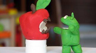 Apple und Android dominieren Smartphone-Weltmarkt –aber Apple fällt zurück