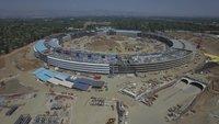Apple Campus 2: Neue Luftaufnahmen zeigen Baufortschritte in Cupertino (Update)