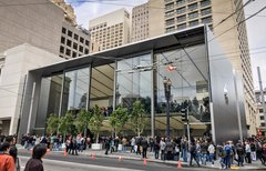 Apple Store San Francisco:...