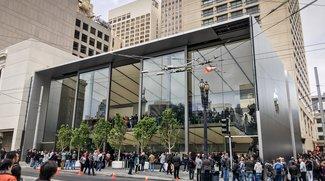 Apple Store: Apple arbeitet an neuer App für den Online-Store