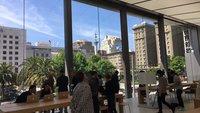 Erste Bilder aus Apples neuem Flagship-Store in San Francisco