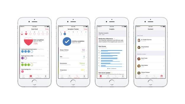 Gesundheits- und Fitness-Apps haben die loyalsten Nutzer