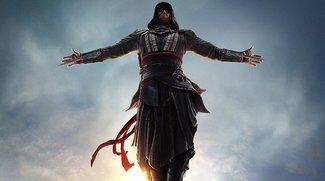 Assassin's-Creed-Film: Stuntman führt Sprung aus 40 Metern Höhe durch