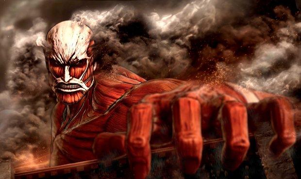 Attack on Titan: Seht euch erstmals englisches Gameplay von Wings of Freedom an