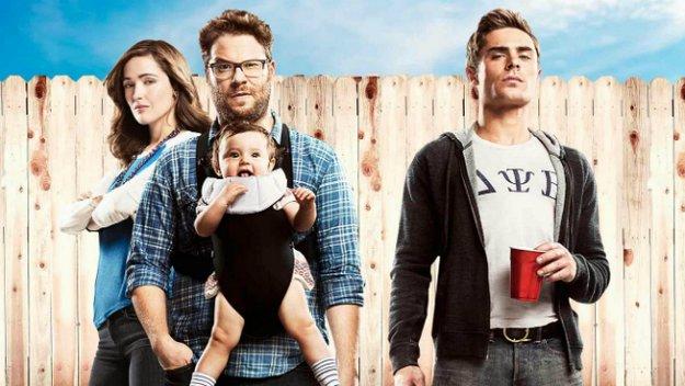 Bad Neighbors: Laut Zac Efron und Seth Rogen wird Teil 3 total verrückt