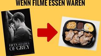 Wenn Filme Essen wären: Wir haben 20 populäre Filme Lebensmitteln zugeordnet und jetzt haben wir den Salat