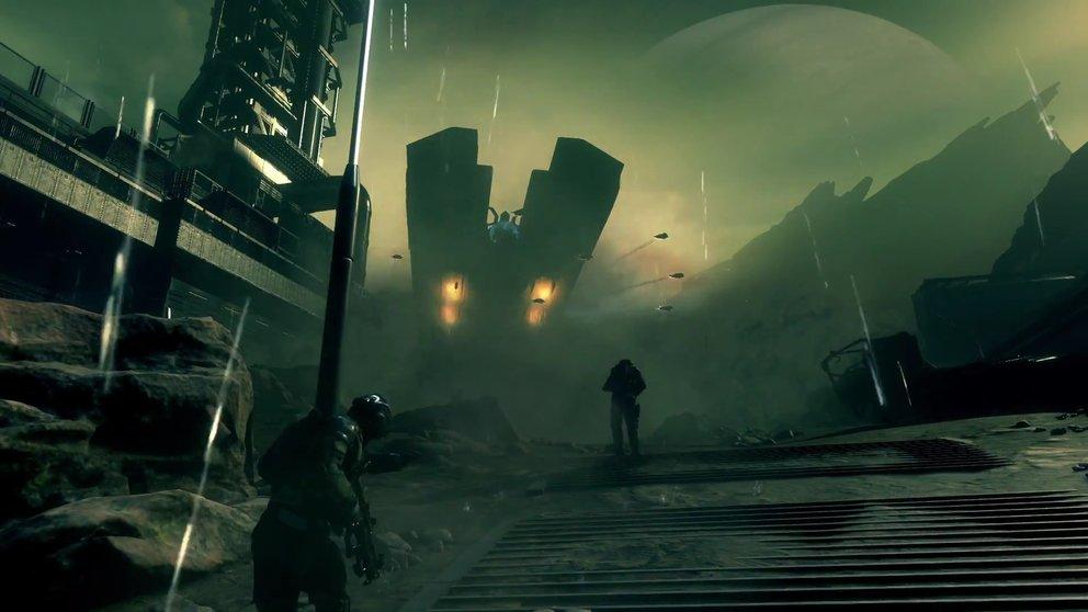 In Infinite Warfare verlasst ihr die Erde, um das Sonnensystem zu bereisen.
