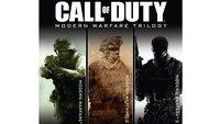 Call of Duty Modern Warfare: Händler listet Trilogie – aber keine Remaster