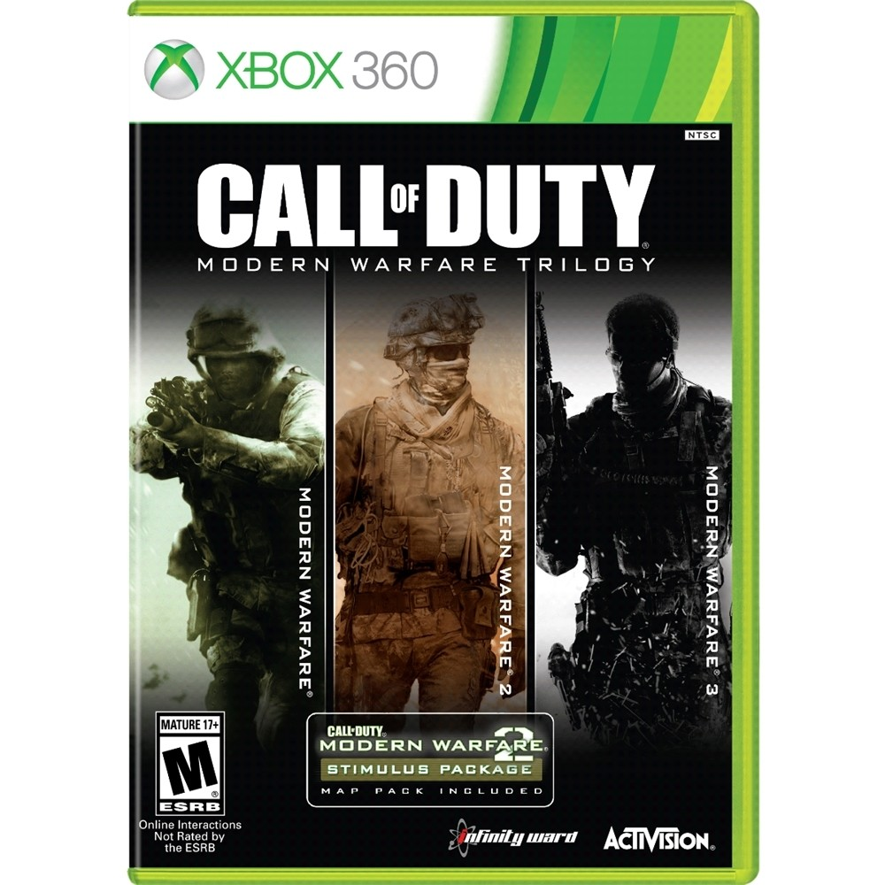 Call of Duty Modern Warfare: Händler listet Trilogie – aber keine Call Of Duty Modern Warfare Map Packs on