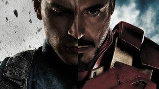 Nicht aufzuhalten: Captain America 3: Civil War gelingt neuer Rekord